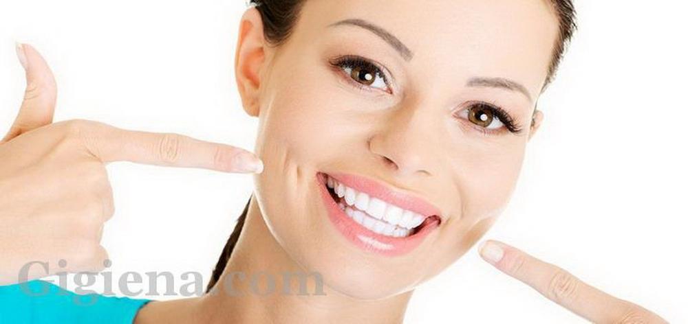 зубы покрытые коронками