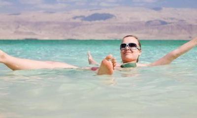 лечебные свойства мертвого моря