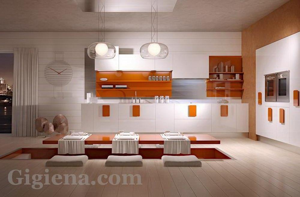 интерьер кухни новинки фото, дизайн интерьера кухни