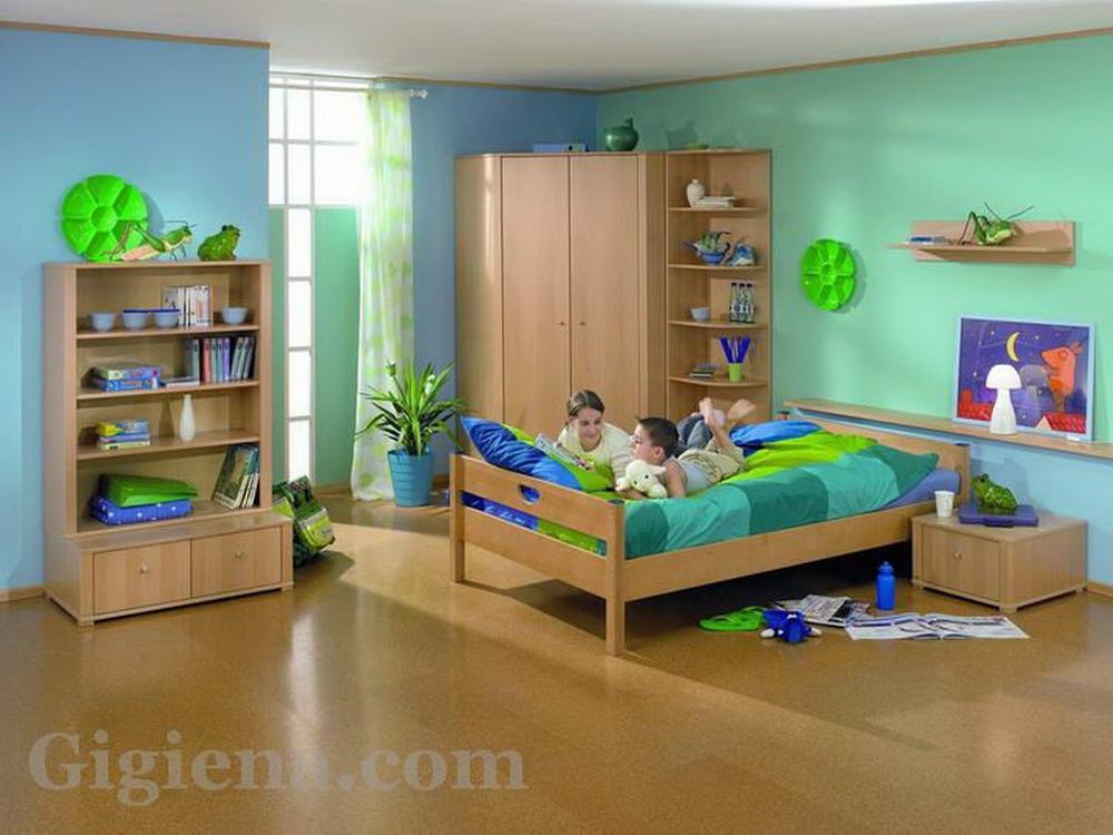 мебель для детской комнаты, как выбрать для растущего ребёнка