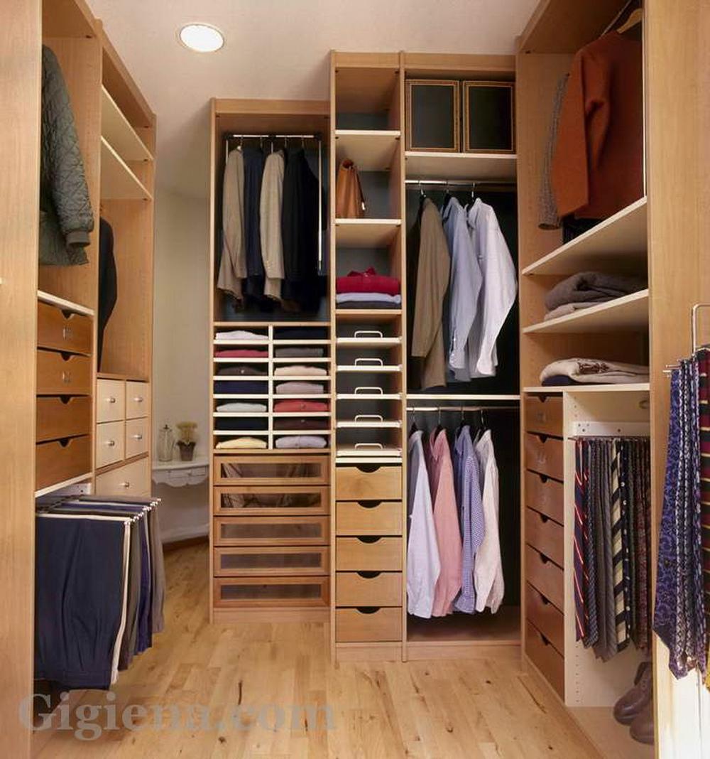 функциональная гардеробная для вас