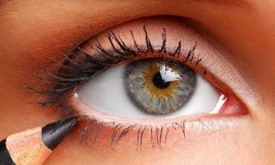 карандаш для глаз как использовать
