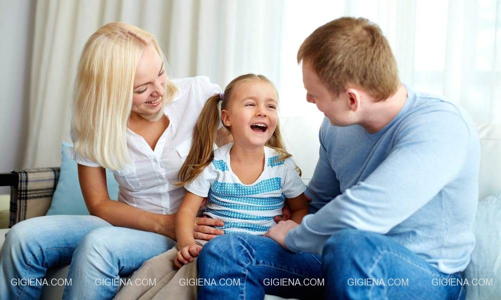 как вести разговор с детьми