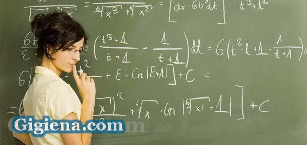 Преподавание математики в обычной школе
