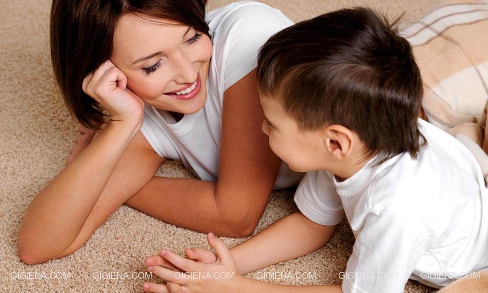 разговор родителей с ребенком