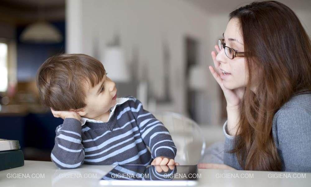 ситуативные разговоры с детьми