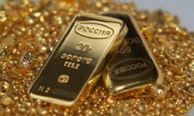золото россия