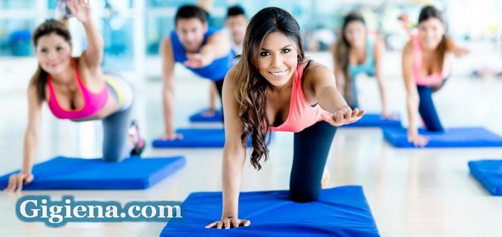 расписание фитнес занятий