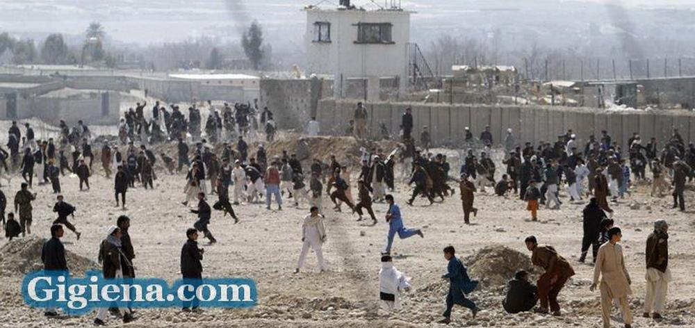 афганистан насилие