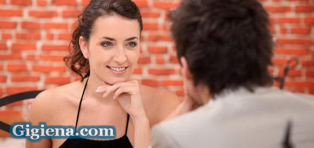 беседа с девушкой