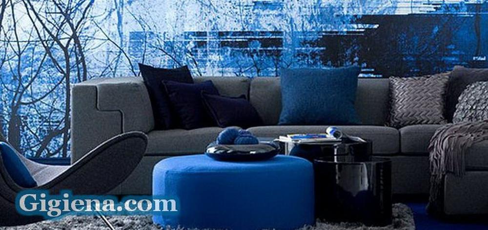 Синий цвет в Фен-Шуй