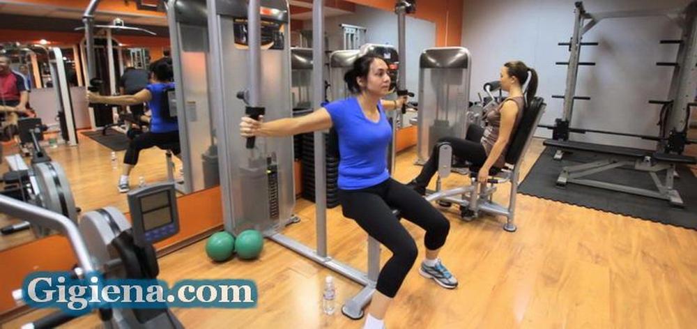 активный фитнес