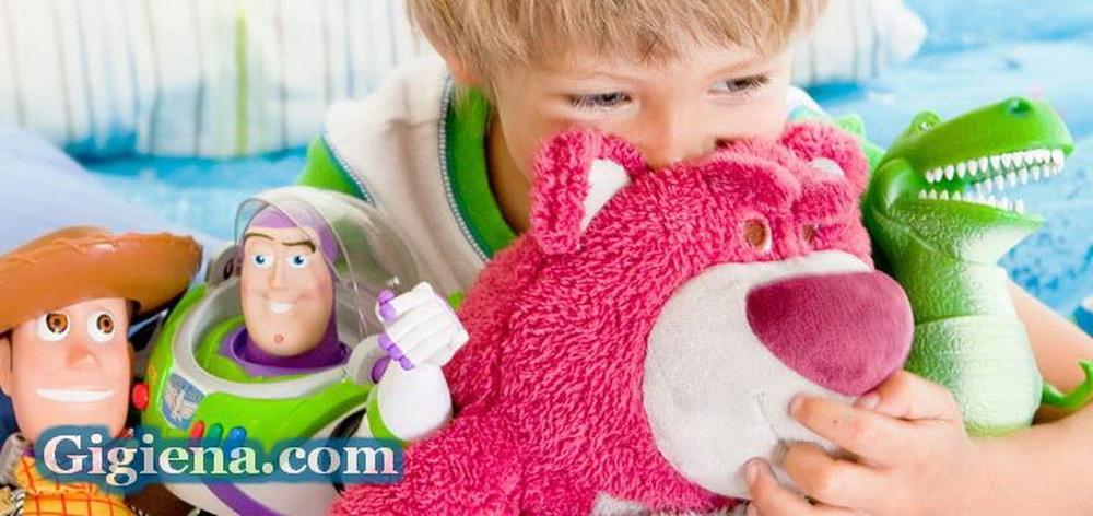 игрушки из мультфильма
