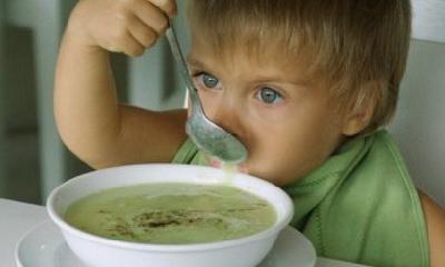 супы для ребёнка