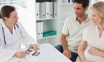 беременность осмотр врача