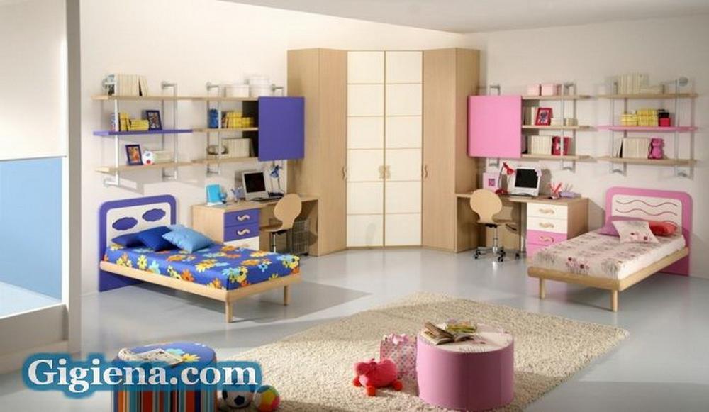 мебель мальчикам и девочкам