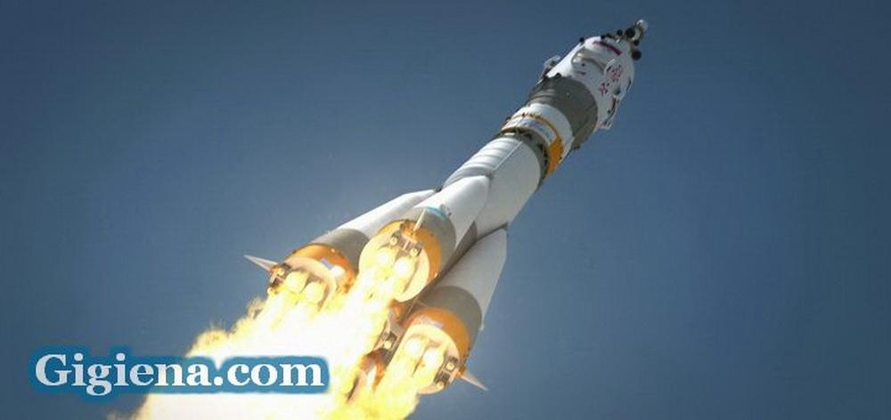 полёт ракеты в космос