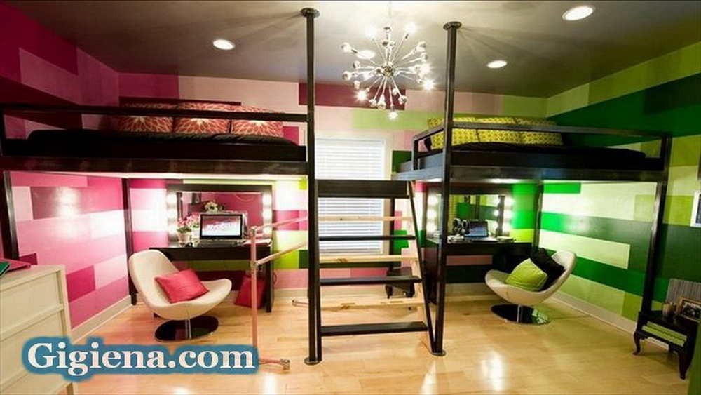 стильная детская комната