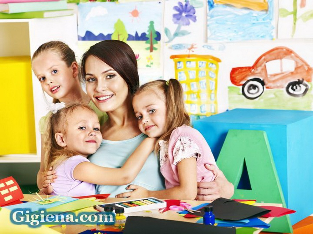 занятия для дошкольников