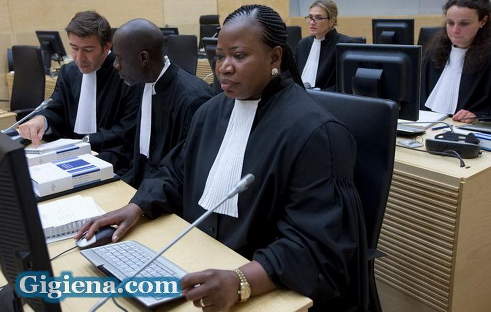 Прокурор Международного уголовного суда Фату Бенсуда AFP
