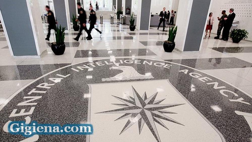 Вестибюль здания штаб-квартиры ЦРУ в Маклине, штат Вирджиния Reuters