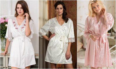 халаты домашние женские