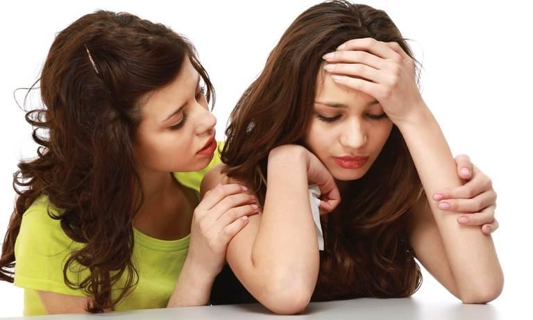 Как утешить подругу? Вы оказывались в ситуации, когда ваша подруга рыдает, а вы не знаете как ее утешить?