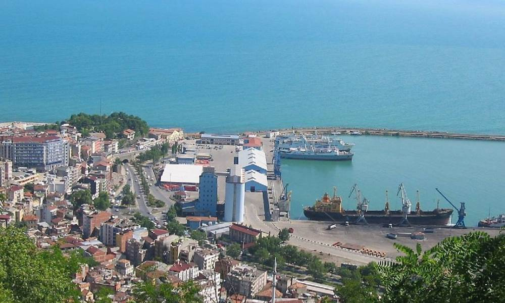 порт трабзон