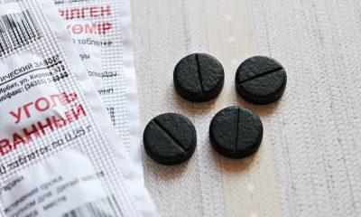 Активированный уголь, как дополнительное средство в борьбе с лишним весом