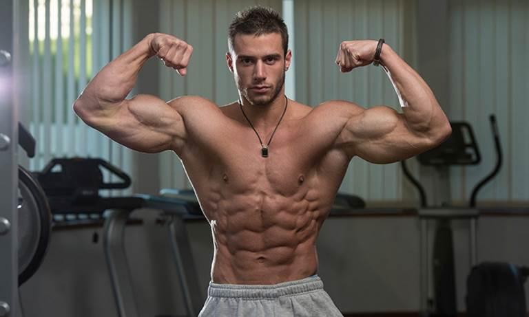 как набрать мышечную массу мужчине