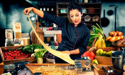научиться готовить
