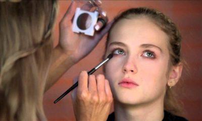 уроки макияжа для девочек