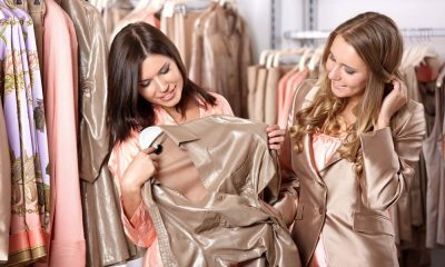 выбор женской одежды
