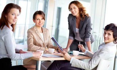 общение с коллегами на работе