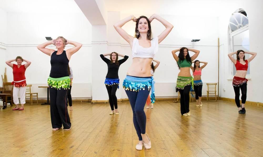 танцевать чтобы похудеть