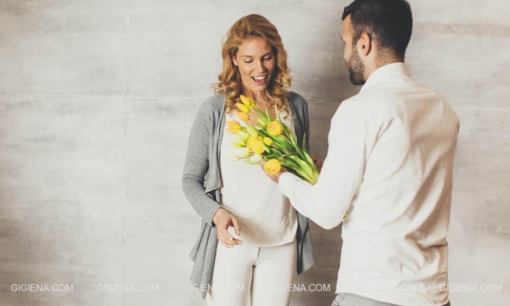 цветы для дамы