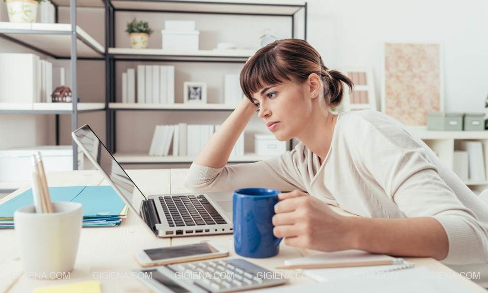 сильная усталость после работы, чем снять усталость после работы