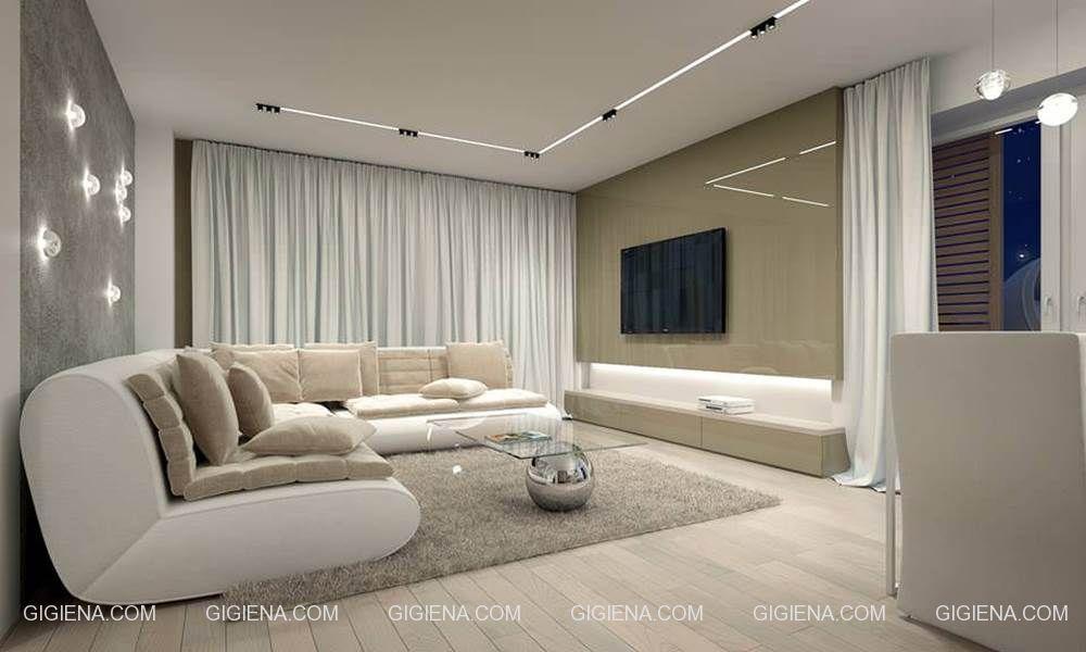 интерьер минимализм фото в квартире