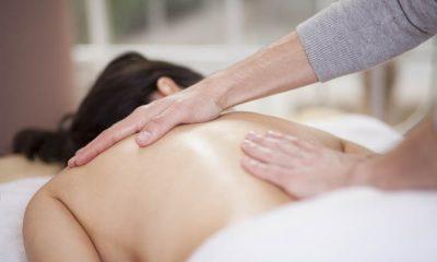 массаж спины и шеи в домашних условиях