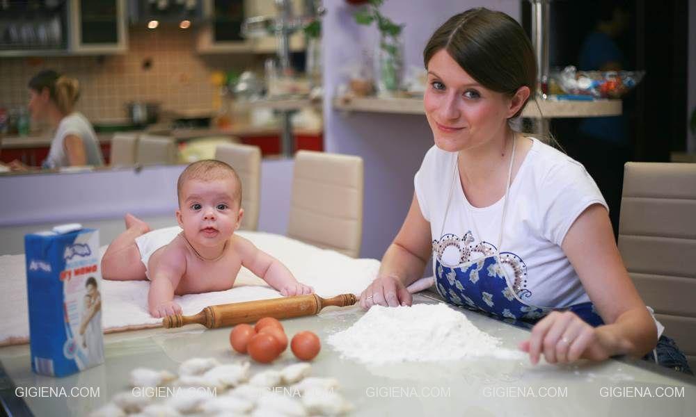 секреты кормящей мамы