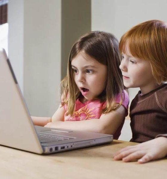 ребёнок увидел порно