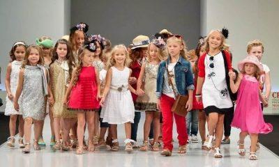 современная детская мода