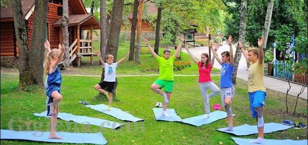 оздоровительных лагерях беларуси