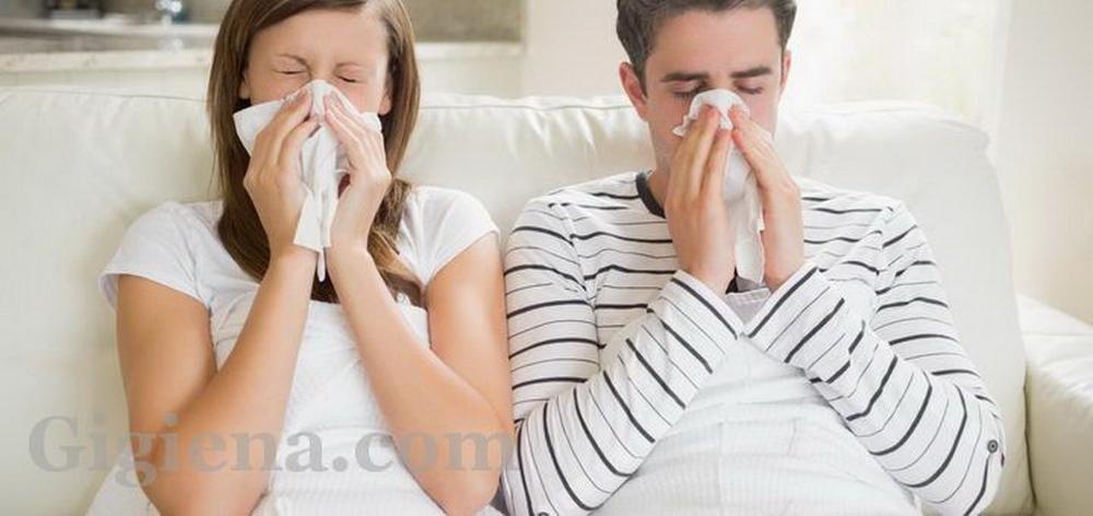 против гриппа