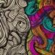 асимметрия мозга и окружающая среда