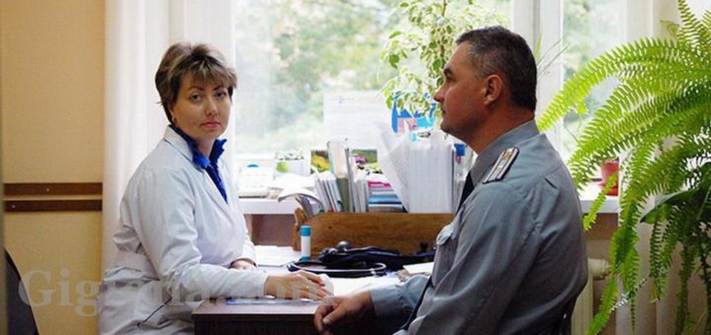 медицинское обеспечение человека