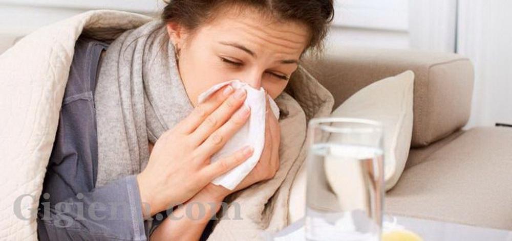 заболеваемости острыми респираторными инфекциями
