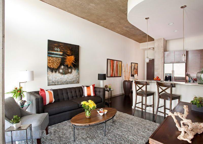 новые интерьеры маленьких квартир фото