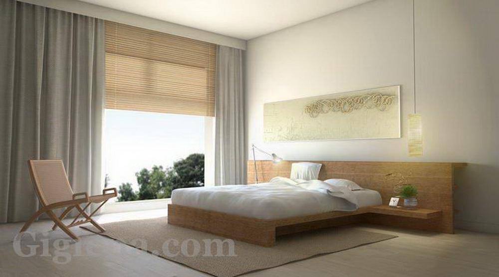 что такое дзен интерьера спальни и как его воплотить в своём интерьере