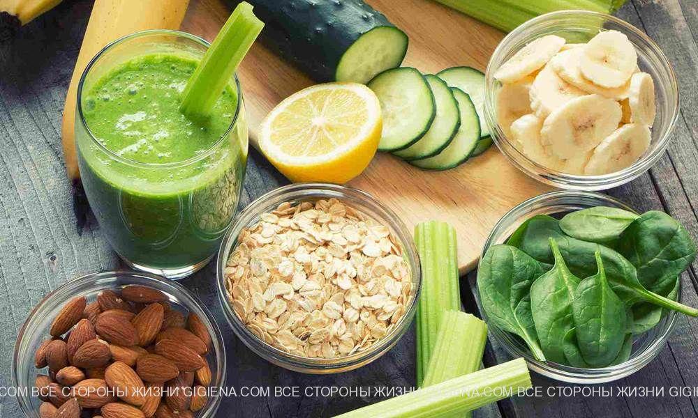 низкогистаминовая диета